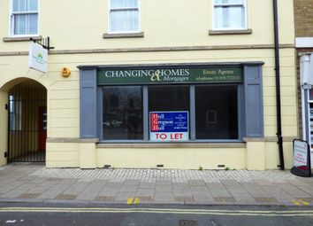 Thumbnail Retail premises to let in Westham Road, Weymouth