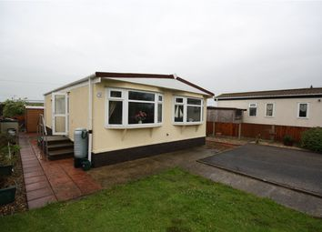 Thumbnail 2 bed detached bungalow for sale in Braemar Residential Park, Kirkby Green, Lincoln, Lincolnshire