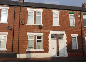 Thumbnail 3 bed flat to rent in Sandringham Road, Sunderland