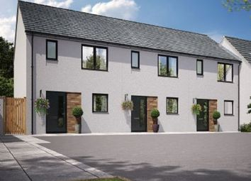 Thumbnail 2 bed terraced house for sale in The Enyon At Boslowen, Dolcath Avenue, Camborne