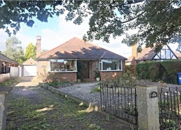 Thumbnail 3 bed detached bungalow for sale in Lowfield Road, Hull