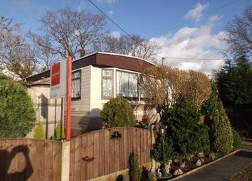 Thumbnail 2 bed mobile/park home for sale in Caravan Site, Australia Lane, Grappenhall, Warrington