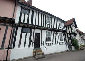 Thumbnail 2 bed cottage to rent in Church Street, Lavenham, Sudbury