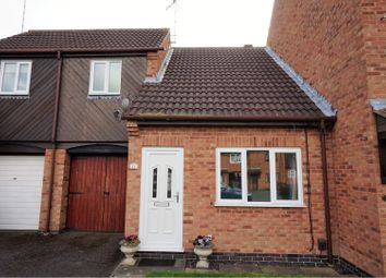 Thumbnail 2 bed terraced house for sale in Foxtail Close, Stratford-Upon-Avon