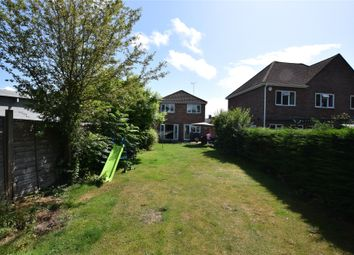 Thumbnail 5 bed detached house for sale in Bedford Crescent, Frimley Green, Camberley, Surrey