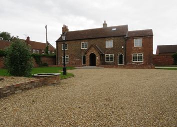 Thumbnail 5 bedroom detached house to rent in Pinfold Hill, Wistow, Selby