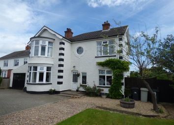 Thumbnail 4 bed detached house for sale in Grimsby Road, Louth