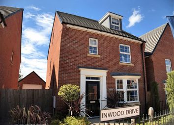 Thumbnail 4 bed detached house for sale in Blakes Way, Coleford