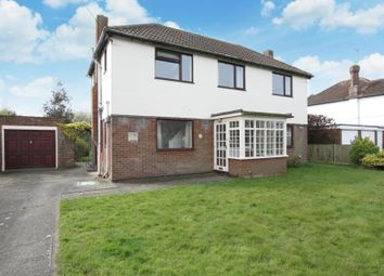 Thumbnail 3 bed detached house to rent in Longtye Drive, Chestfield, Whitstable