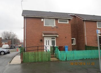 Thumbnail 3 bed semi-detached house to rent in Wadeson Road, Manchester