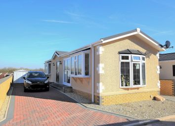 Thumbnail 2 bedroom mobile/park home for sale in Winston Road, Cambrian Residential Park, Cardiff