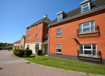 Thumbnail 2 bed flat for sale in Killick Crescent, Carlton Colville, Lowestoft
