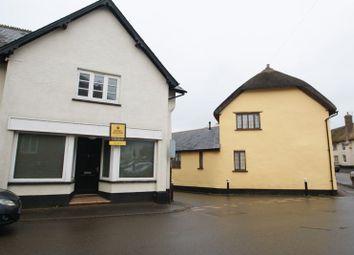 Thumbnail 2 bedroom end terrace house to rent in Exeter Road, Silverton, Exeter