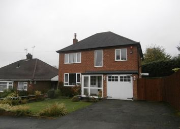 Thumbnail 3 bed detached house for sale in Fenton Road, Hollywood, Birmingham