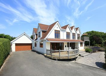 Thumbnail 5 bed detached house for sale in Spring Road, Wembury Point, Plymouth