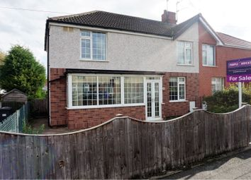 Thumbnail 3 bed semi-detached house for sale in Bentley, Doncaster