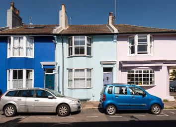 Thumbnail 3 bedroom terraced house for sale in Lincoln Street, Brighton