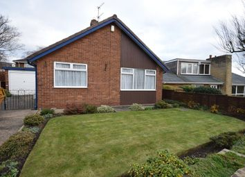 Thumbnail 3 bed detached bungalow for sale in Chestnut Grove, Pontefract
