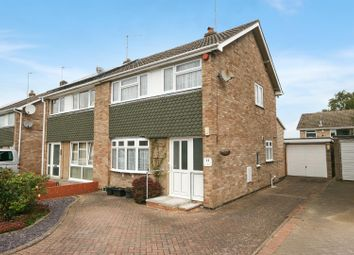 Thumbnail 3 bed property for sale in Eaton Road, Duston, Northampton