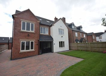 Thumbnail 5 bed detached house to rent in Rykneld Road, Littleover, Derby