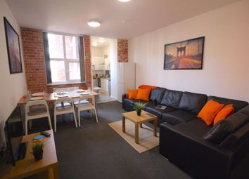Thumbnail 7 bedroom flat to rent in Lower Brown Street, Leicester