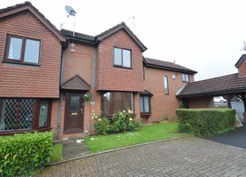 Thumbnail 2 bed mews house to rent in Birchgate Close, Macclesfield
