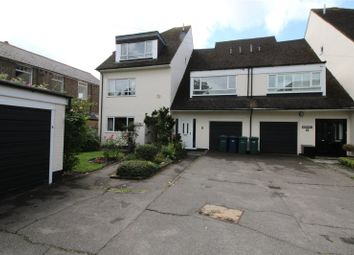 Thumbnail 4 bed terraced house to rent in Christchurch Lane, Barnet