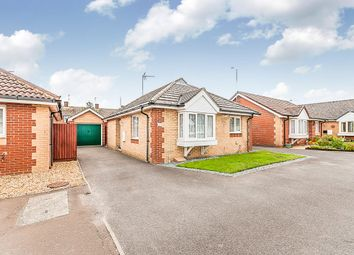 Thumbnail 2 bed detached bungalow for sale in Petts Close, Wisbech