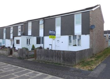 Thumbnail 3 bed property to rent in Whitehall Walk, Eynesbury, St. Neots