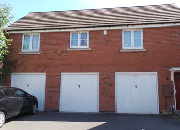 Thumbnail 2 bed link-detached house for sale in Sandhills Avenue, Leicester