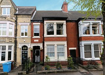 Thumbnail 5 bedroom terraced house for sale in Marlborough Avenue, Princes Avenue, Hull