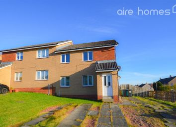Thumbnail 1 bed flat for sale in Thrashbush Road, Airdrie