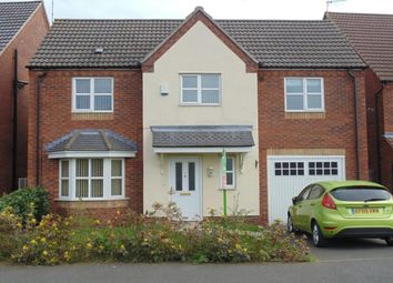 Thumbnail 5 bed detached house for sale in Deeley Close, Watnall, Nottingham