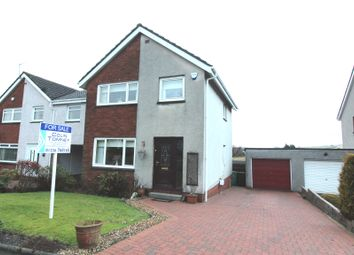 Thumbnail 3 bed detached house for sale in Cherrybank Walk, Airdrie