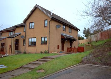Thumbnail 1 bedroom end terrace house for sale in Sutherland Place, Bellshill