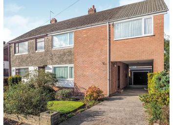 Thumbnail 4 bed semi-detached house for sale in High Bank Avenue, Stalybridge, Cheshire, United Kingdom