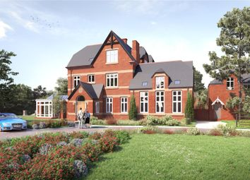 Thumbnail 2 bed mews house for sale in 6 The Manor House, The Beeches, Malpas, Cheshire