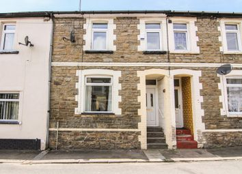 Thumbnail 3 bed terraced house for sale in Alma Street, Abertillery