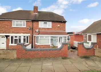 Thumbnail 3 bed semi-detached house for sale in Cheviot Close, Barnehurst, Kent
