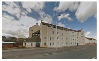 Thumbnail 1 bed flat to rent in Aitkin Court, Bute Wynd, Kirkcaldy