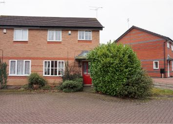 Thumbnail 3 bed semi-detached house for sale in Kintyre Drive, Sinfin