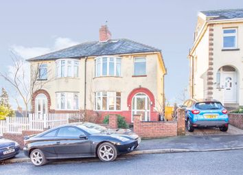 3 bed semi-detached house for sale in Upper Tennyson Road, Newport NP19