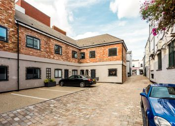 Thumbnail 3 bedroom flat for sale in Albion Street, Cheltenham, Gloucestershire
