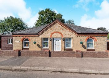 Thumbnail 3 bedroom detached bungalow for sale in The Hill, Christchurch, Wisbech