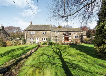 Thumbnail 6 bed detached house for sale in Carr Road, Calverley, Pudsey