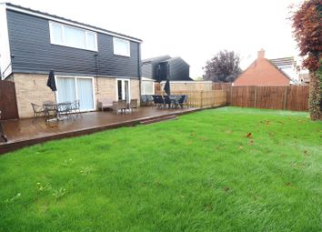 Thumbnail 3 bed detached house for sale in Firdale Avenue, Rushden