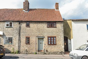 Thumbnail 3 bed terraced house for sale in West Street, Warminster