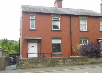 Thumbnail 3 bed semi-detached house for sale in Low Leighton Road, New Mills, High Peak