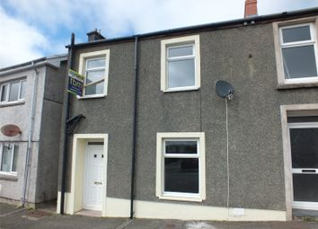 Thumbnail 3 bed end terrace house for sale in Charles Street, Neyland, Milford Haven
