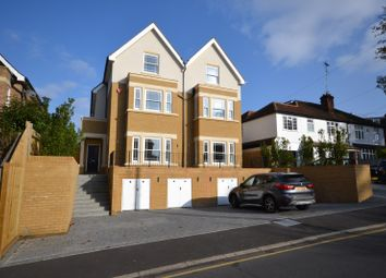 Thumbnail 4 bed semi-detached house for sale in Baker Street, Weybridge